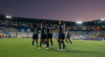 Con este golazo de Lucero Cuevas, América se metió a la final de la Liga MX Femenil