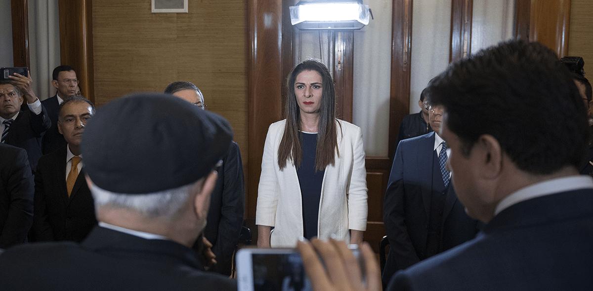 ¡Histórico! Las primeras declaraciones de Ana Gabriela Guevara como titular de la CONADE
