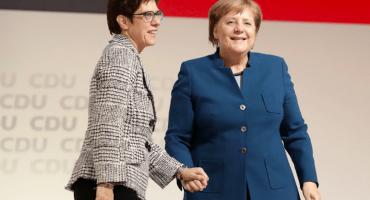 ¿Quién es Annegret Kramp y por qué es tan importante?