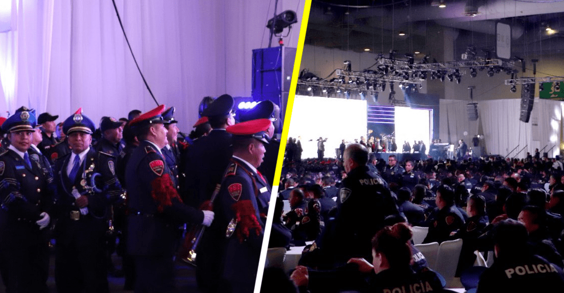 ¿Ya no habrá más mordidas? Salarios de la Policía CDMX aumentarán