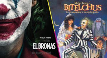 ¿'El Bromas'? Las traducciones más extrañas de títulos de películas al castellano