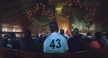'No perdemos la esperanza', padres de los 43 de Ayotzinapa peregrinan a la Basílica de Guadalupe