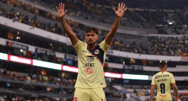 Bruno Valdez, el goleador americanista que nunca ha perdido con Pumas