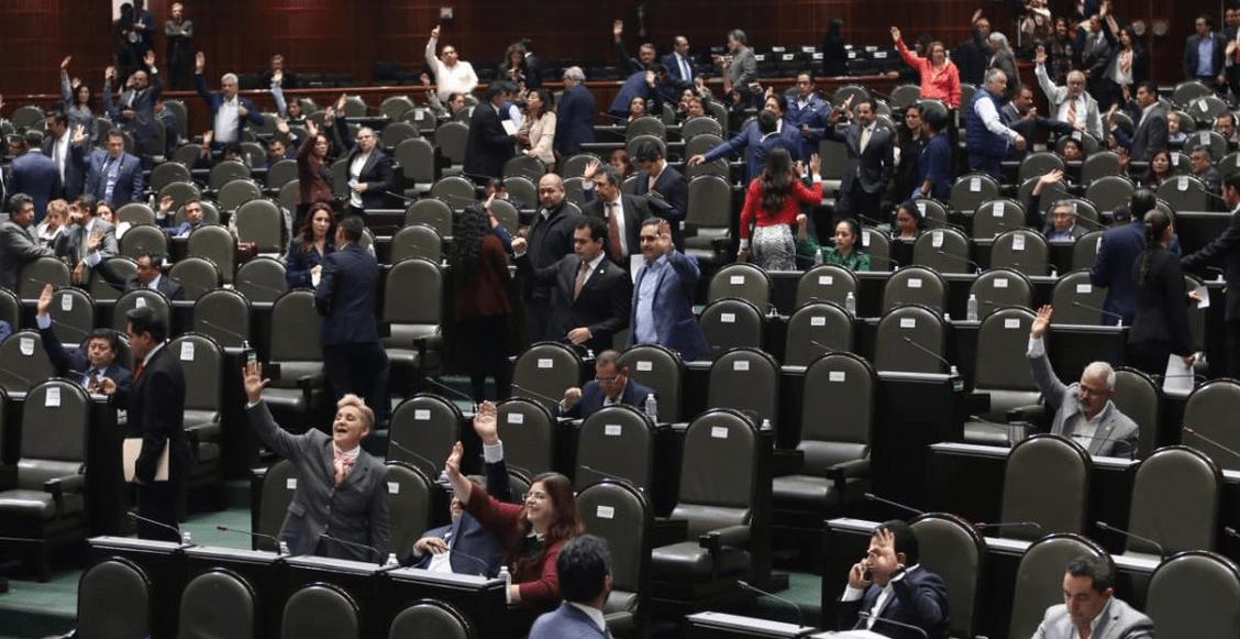 Con mayoría de votos, Cámara de Diputados da luz verde a Ley de Fiscalía General
