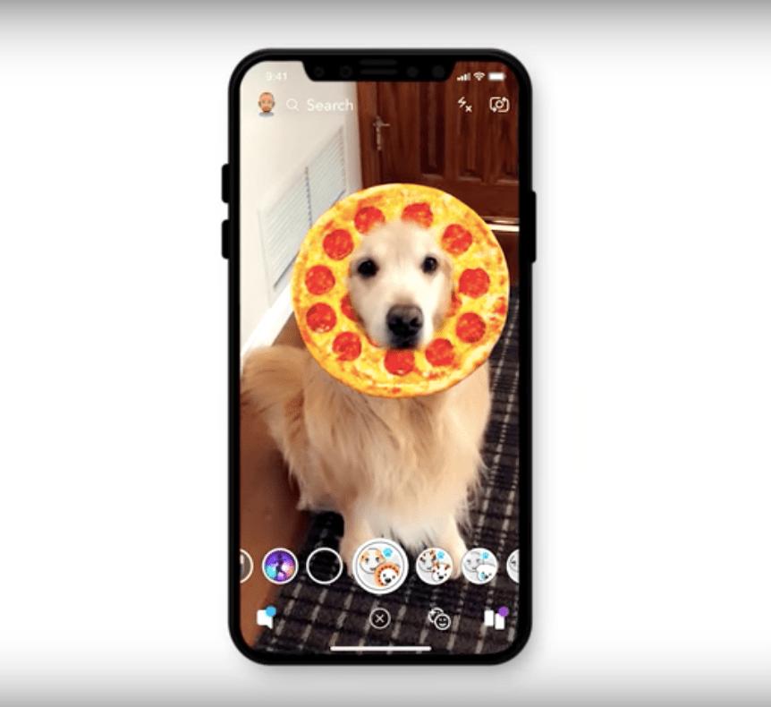 Tu perro con más seguidores: Snapchat lanza filtros especiales para ellos