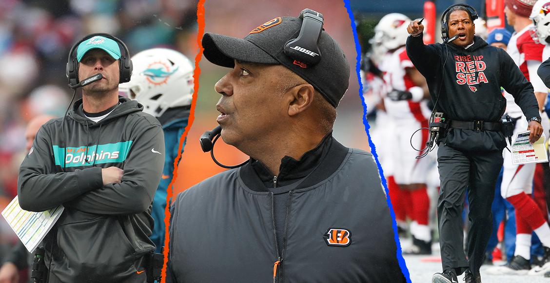 ¡Que viva el Black Monday! Cardinals, Broncos, Dolphins y Bengals despiden a sus head coaches