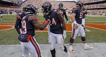 Chicago Bears eliminan a los Packers y aseguran lugar en playoffs de la NFL