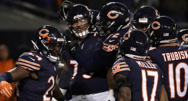 ¡Partidazo! Defensa de los Bears frenó a Jared Goff y Los Angeles Rams