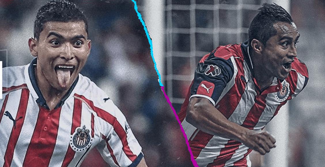 ¡Renovación! Chivas confirma salidas de Orbelín Pineda y Edwin Hernández
