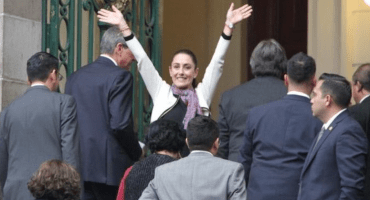 Habemus jefa de Gobierno CDMX: Claudia Sheinbaum toma protesta ante Congreso