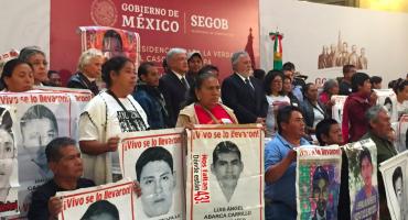 'No habrá impunidad': AMLO en el Decreto para la Verdad por caso Ayotzinapa