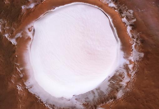 imagenes-crater-korolev-hielo-marte