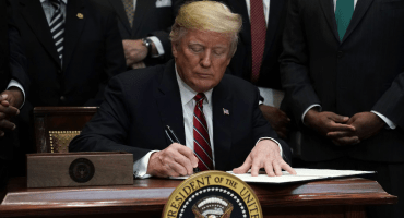 Sigue la mata dando: Trump asegura que México está pagando por el muro