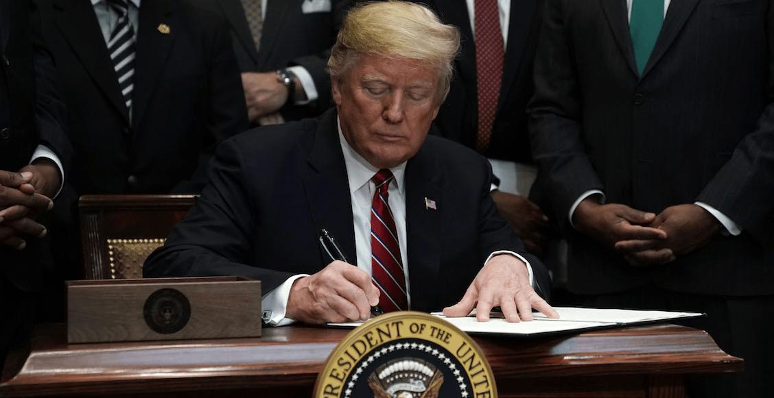 Sigue la mata dando: '¡México está pagando por el muro!', asegura Trump