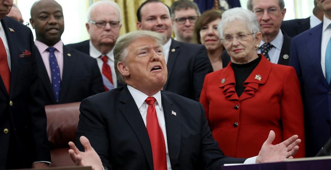 '¡Adiós, 2018!' Los que se fueron de la Casa Blanca entre tuitazos y polémicas con Trump