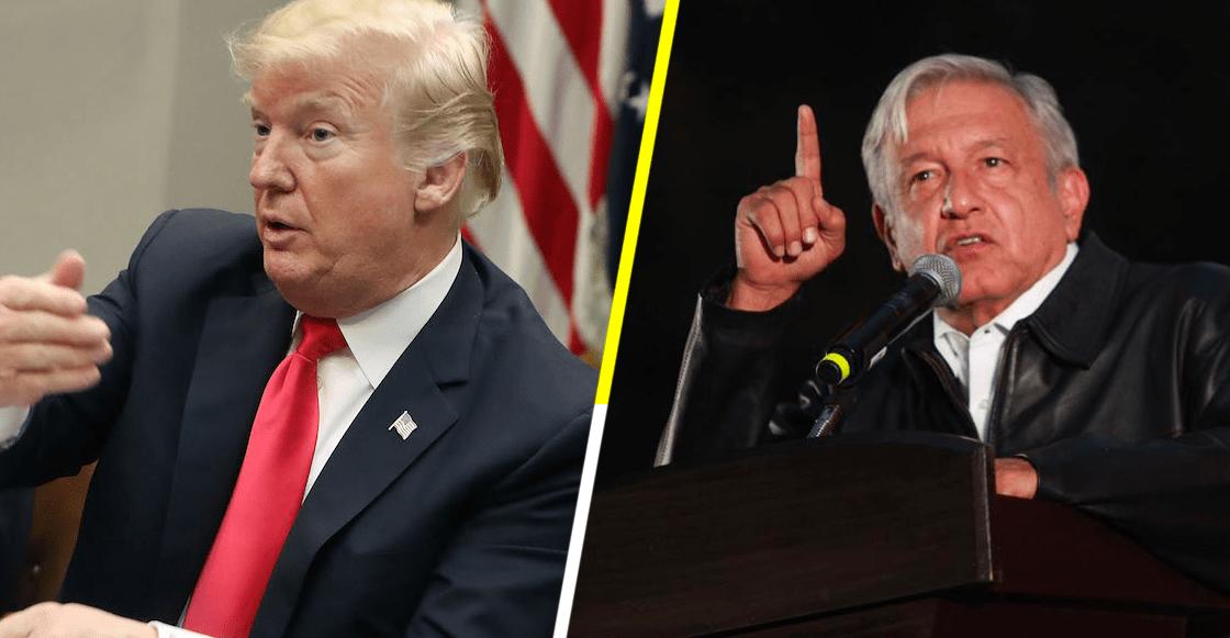 ¿Otra vez? '¡México está pagando indirectamente el Muro!', dice Trump
