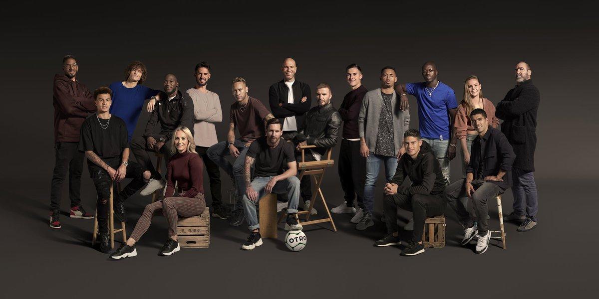 OTRO: La nueva 'red social' destinada a unir a futbolistas con fanáticos
