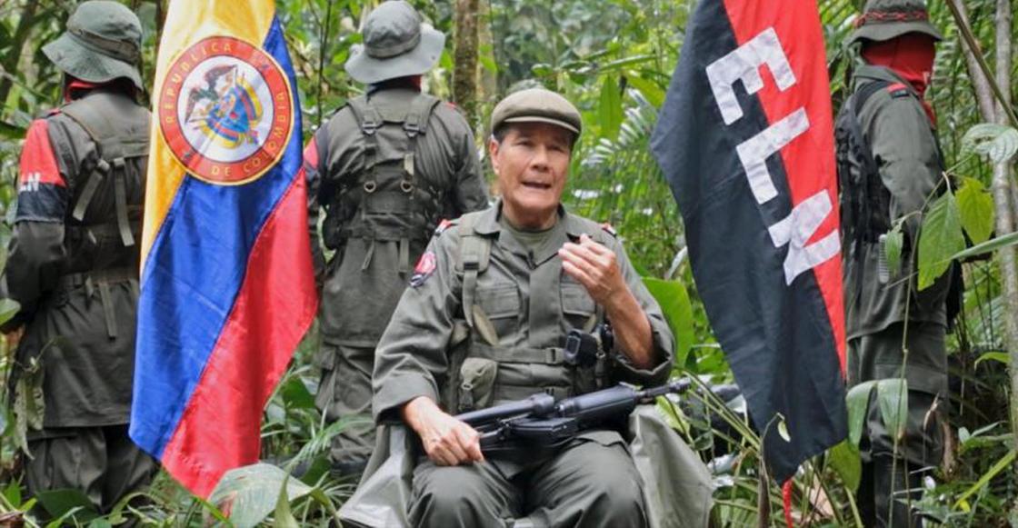 ELN anuncia cese de operaciones ofensivas por Navidad y Año Nuevo en Colombia