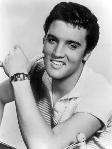 """I can't help falling in love with you"" ¡Elvis Presley se convirtió en semáforo!"