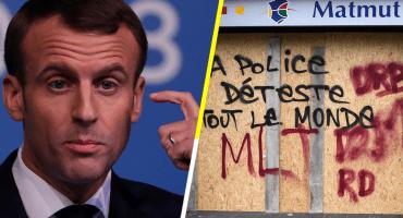 Victoria para los chalecos amarillos: Macron promete aumento del salario mínimo
