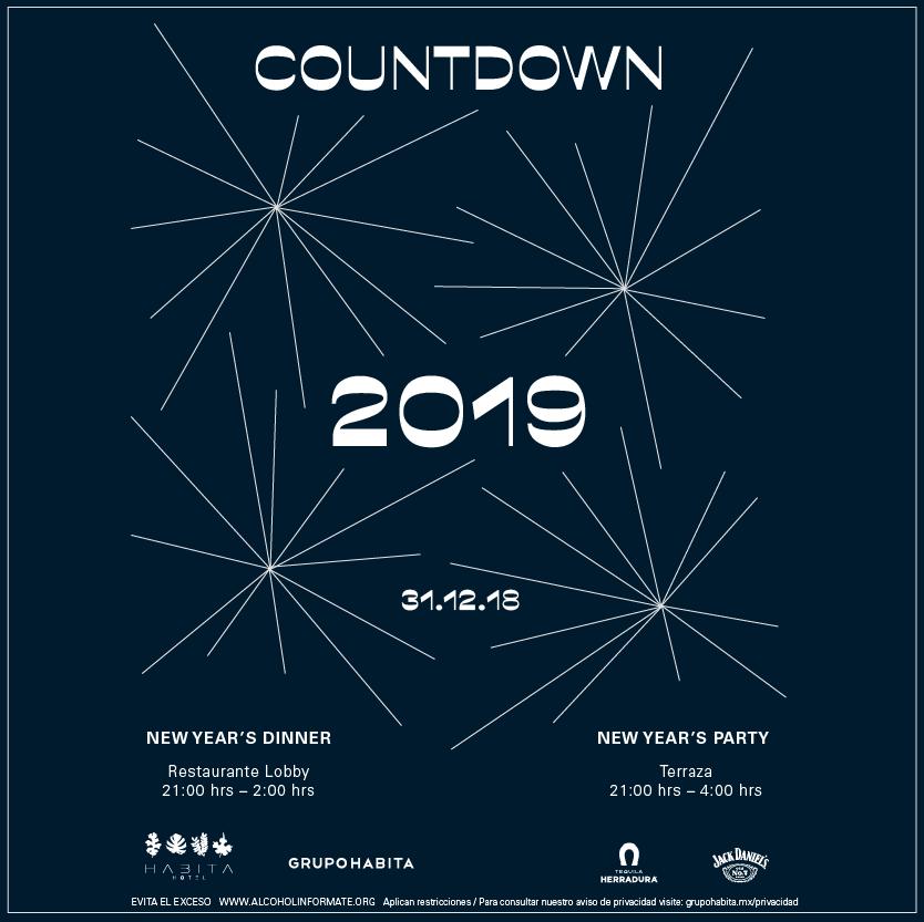 Lugares para echar fiesta de Año Nuevo 2019