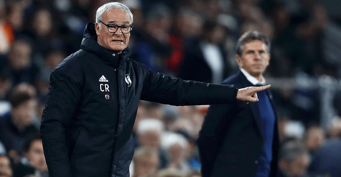 ¡La ley del ex! Claudio Ranieri y el Fulham derrotan al Leicester