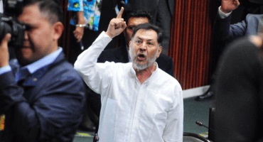 Fernández Noroña se destapa o 'lo destapan' para 2024; ¿quién votará por él?