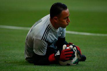 Keylor Navas tendría sus días contados en el Madrid; Arsenal tiene una oferta para él