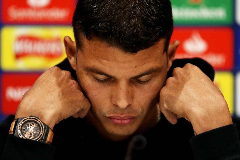 Los 'amantes de lo ajeno' saquearon la casa de Thiago Silva mientras jugaba con el PSG