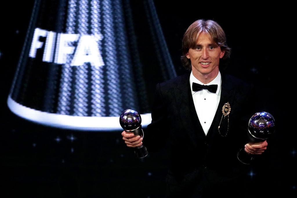 ¡Histórico! Modric, cuarto ganador del Balón de Oro en la época Messi - Cristiano