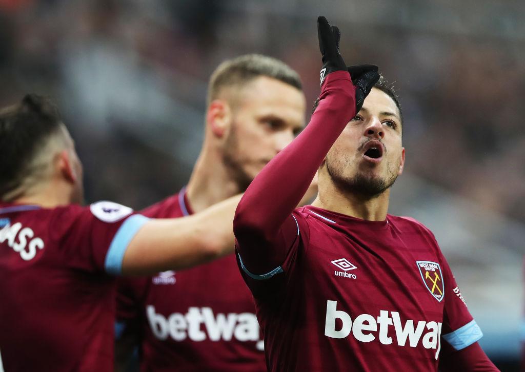 """'Chicharito' buscará seguir como goleador con el West Ham: """"Estoy en mi mejor forma"""""""