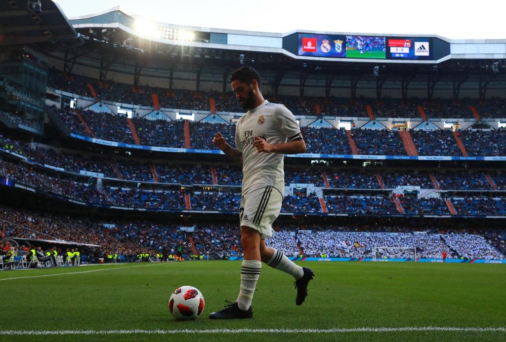 Juventus planea una 'venta maestra' para llevarse a Isco del Real Madrid
