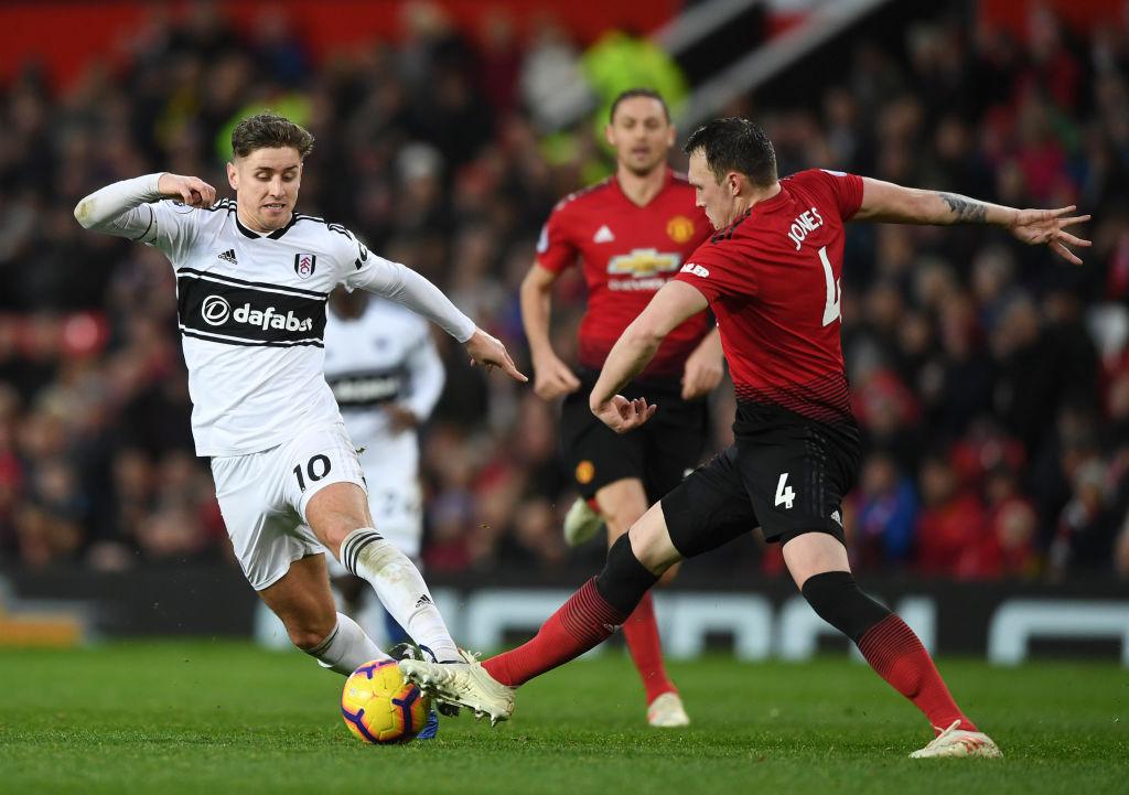 ¡Son sus hijos! Fulham no le gana al Manchester United desde 2009