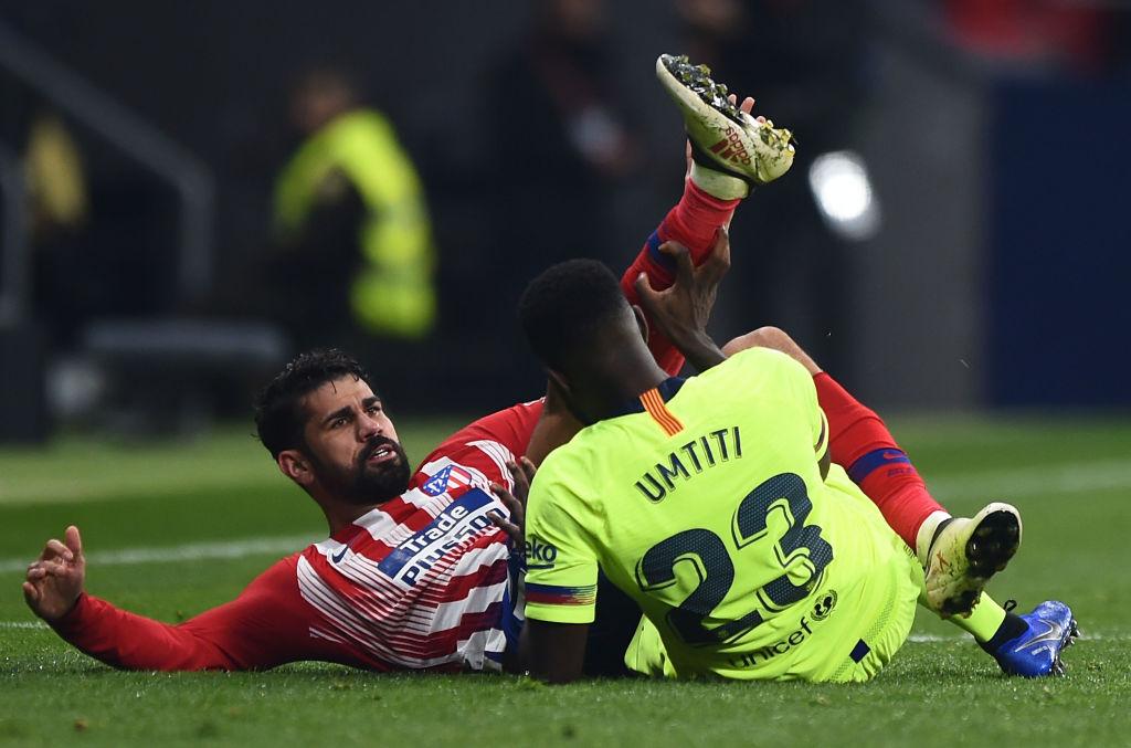 Umtiti le huye al quirófano y regresará a Barcelona para seguir la rehabilitación de su rodilla