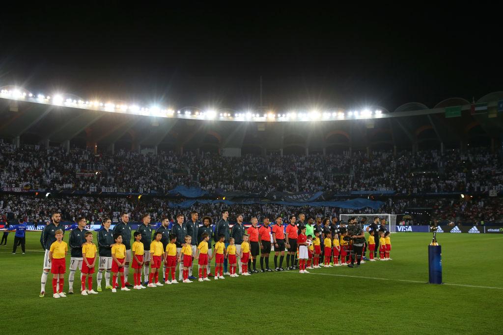 ¡Van los goles! Real Madrid se coronó Campeón del Mundial de Clubes