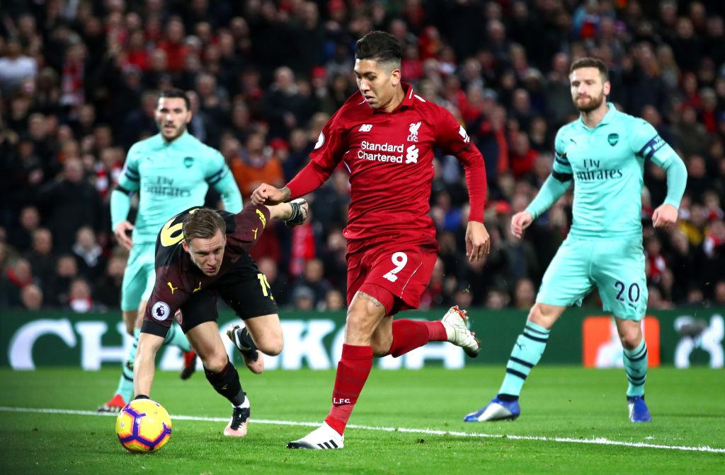 Huele a campeonato! Liverpool goleó al Arsenal y aquí tenemos los goles