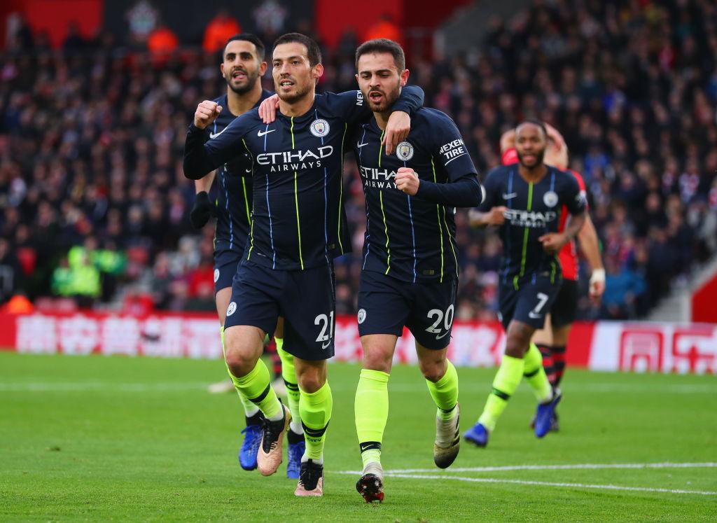Manchester City cierra el año con goleada al Southampton y Liverpool los espera ansioso