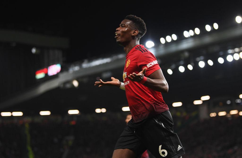 Pogba se convirtió en goleador desde la salida de Mourinho y aquí tenemos sus goles