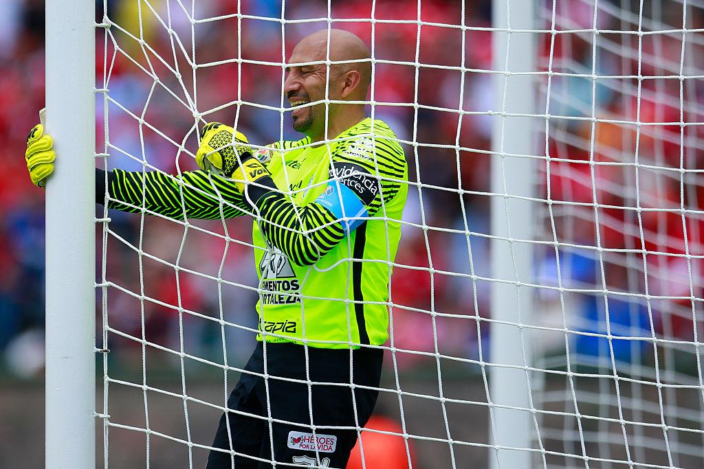 'Conejo' Pérez manda buena vibra a Cruz Azul y desea que pronto sea Campeón de Liga MX