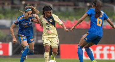 ¡Todo para la vuelta! América y Tigres empatan en final de ida de la Liga MX Femenil