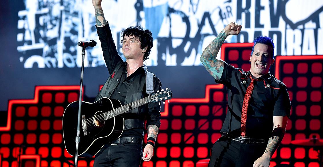¡Gracias, Armstrong! Green Day está preparando nueva música