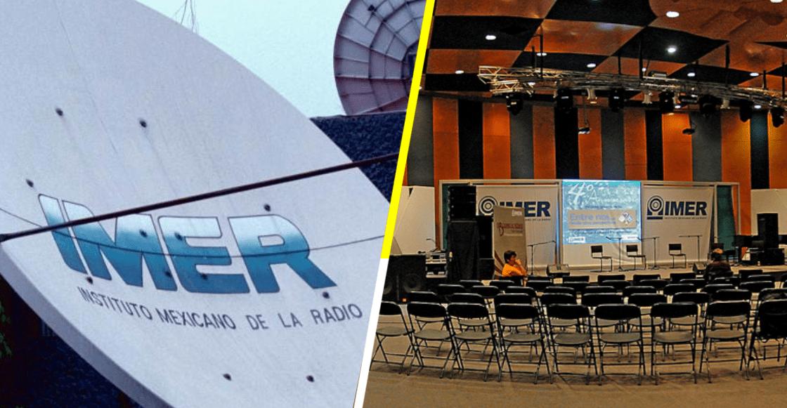 'Hacemos radio pública', la voz del IMER ante suspensión de contratos