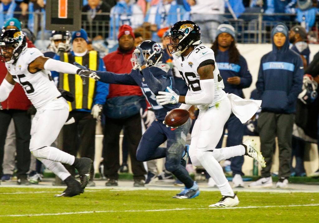 20 imágenes del triunfo de los Titans sobre los Jaguars
