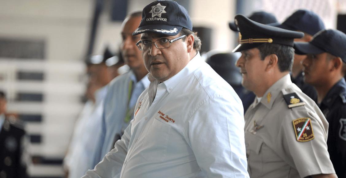 Liberan a jefe de Fuerza Civil de Javier Duarte acusado de desapariciones forzadas