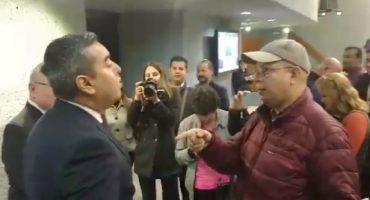 """""""Un putazo no se lo quita el fuero"""": activista LGBT a diputado que apoyó dichos antigay"""
