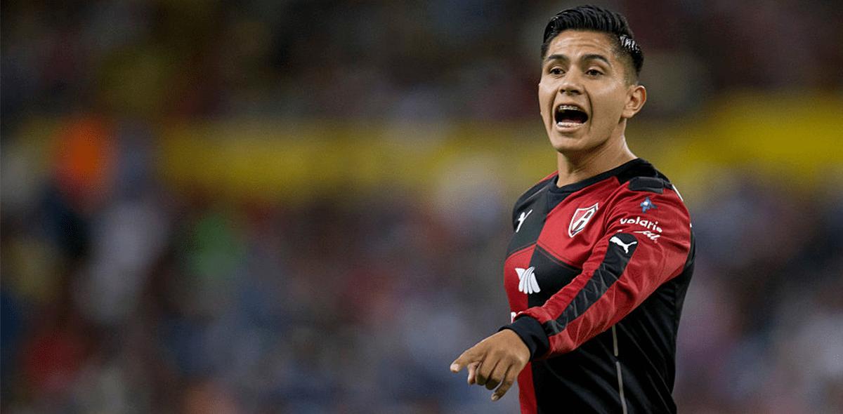 ¡El primero! Chivas anuncia a Dieter Villalpando como su nuevo refuerzo