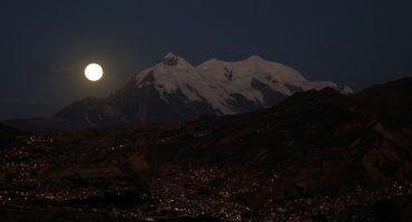 10 espectaculares fotos de la última luna llena del 2018