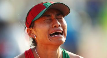 ¡Tragedia nacional! Lupita González dio positivo en dopaje y sería suspendida 4 años