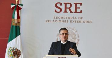 Estados Unidos dará 5.8 mmdd para el desarrollo en Guatemala, El Salvador y Honduras: SRE