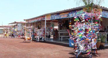 Reabren mercado de pirotecnia de San Pablito en Tultepec